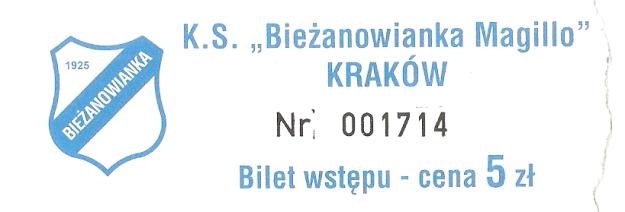 biezanowianka-krakow-bilet